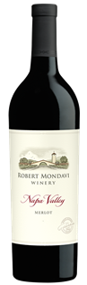 Robert Mondavi Merlot Napa Valley 2013 750ml